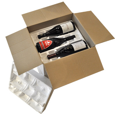 emballage Europackwine en polystyrène thermoformé