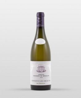 Savigny-lès-Beaune blanc les saucours 2018