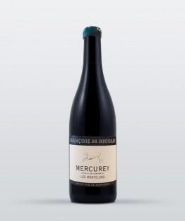 Mercurey Rouge sans soufre ajouté 2017