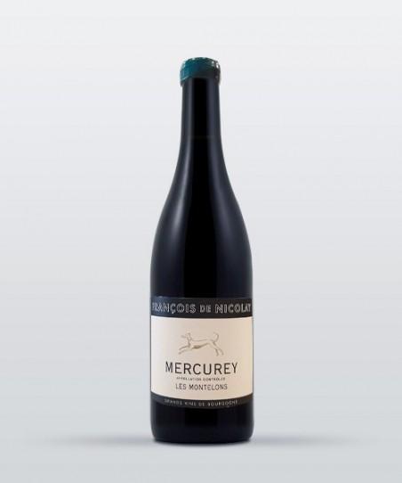 Mercurey Rouge sans soufre ajouté 2018